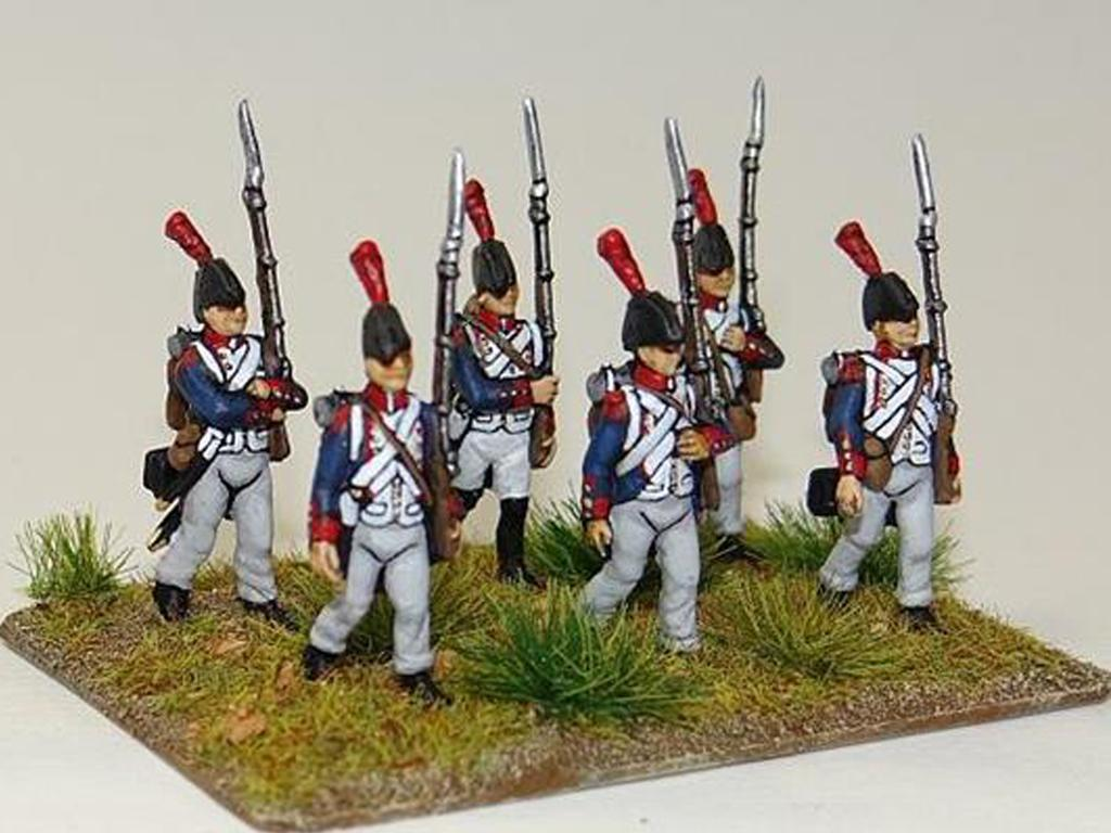 Napoleonic Mid-Early French Marching (Vista 2)