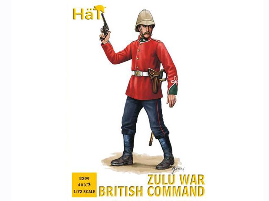 Comando Británico de Guerra Zulú (Vista 1)