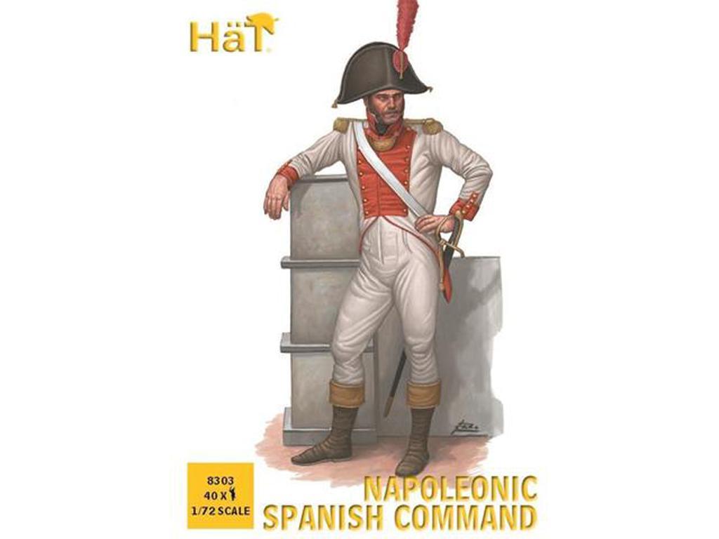 Comando Napoleónico Español (Vista 1)