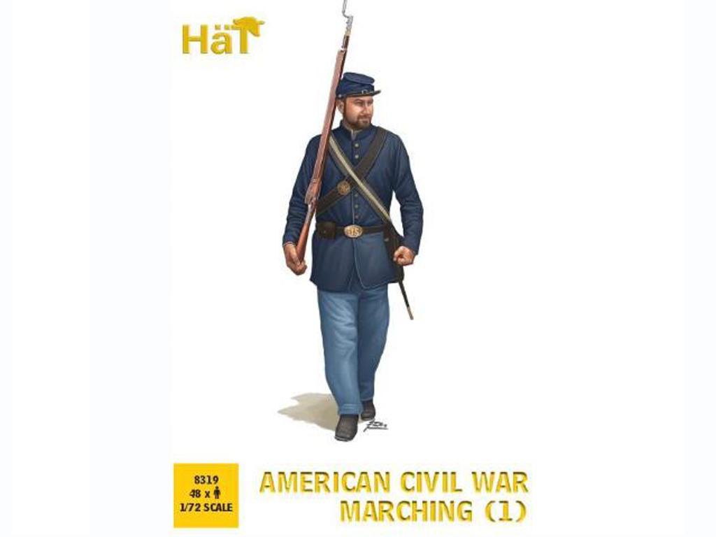 American Civil War Marching  (Vista 1)