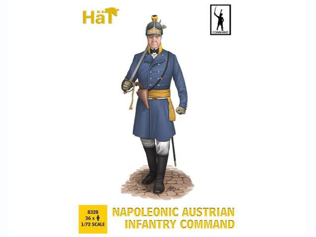 Mando Austriaco Napoleónico (Vista 1)