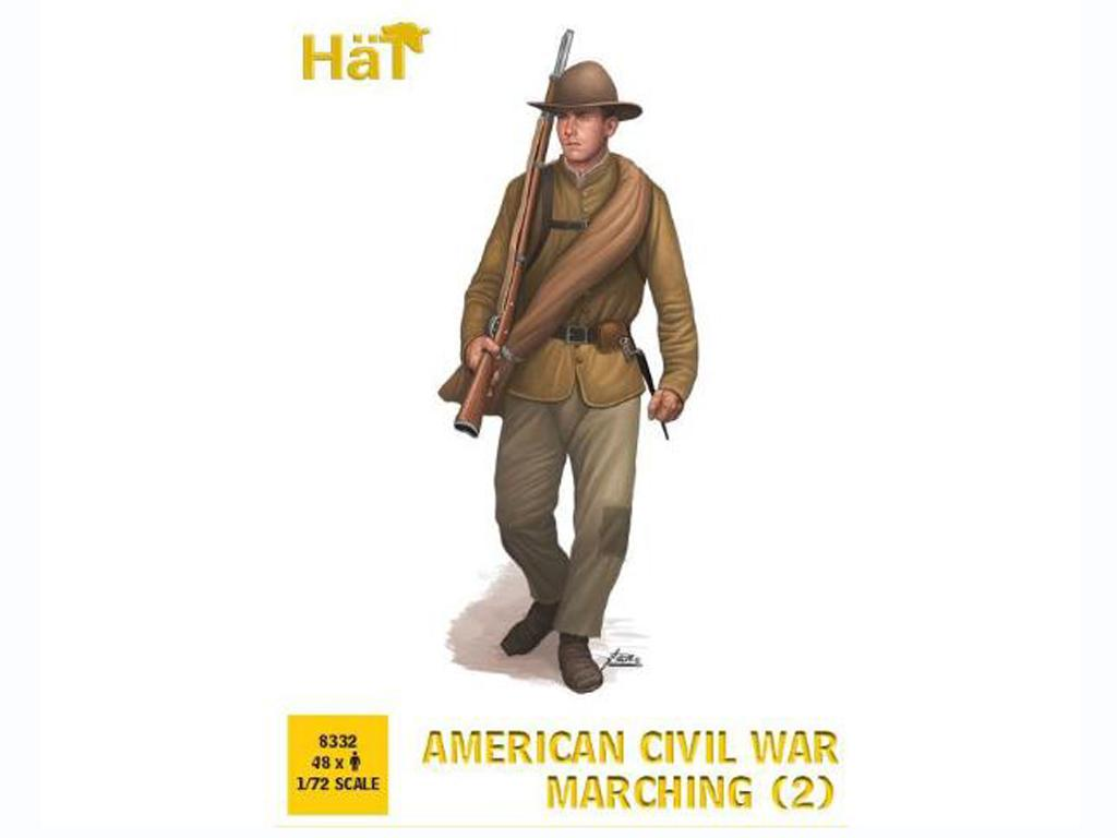 Guerra Civil Americana (Vista 1)
