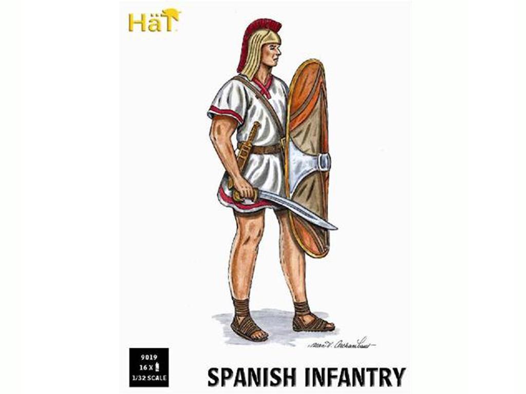 Guerreros Españoles (Vista 1)