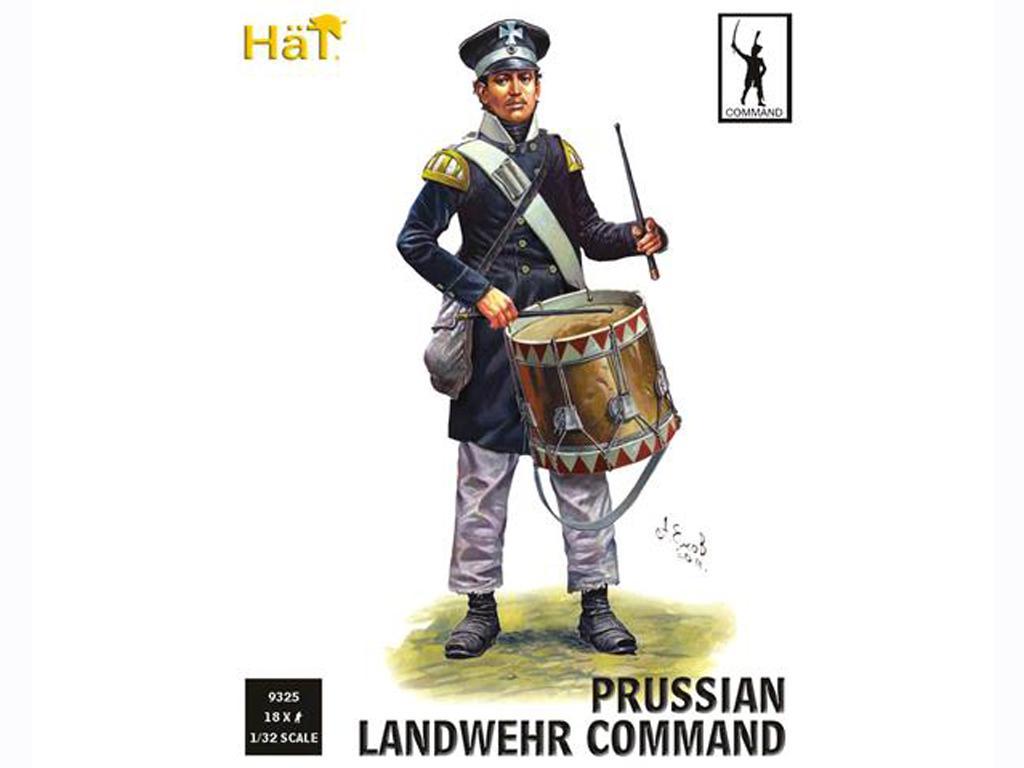 Comando Prusiano de Landwehr (Vista 1)