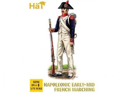 Napoleonic Mid-Early French Marching