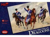 Caballeria Pesada Prusiana : Dragones 18 (Vista 2)