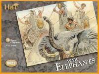 Elefantes de Guerra (Vista 2)