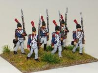 Napoleonic Mid-Early French Marching (Vista 4)