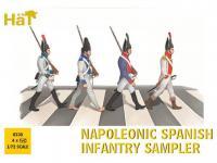 Intantería Española Napoleónica (Vista 2)