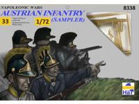 Infantería Austriaca Napoleónica (Vista 2)