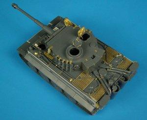 Tiger I Ausf.E  (Vista 3)