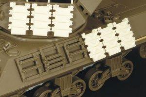 M4/M10 external track armor  (Vista 2)