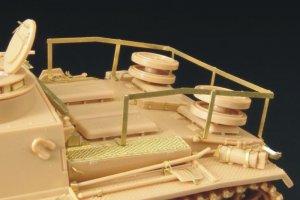 Stug III Ausf.G cestas almacenaje  (Vista 1)