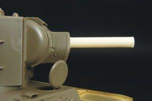 KV-2 gun barrel  (Vista 1)