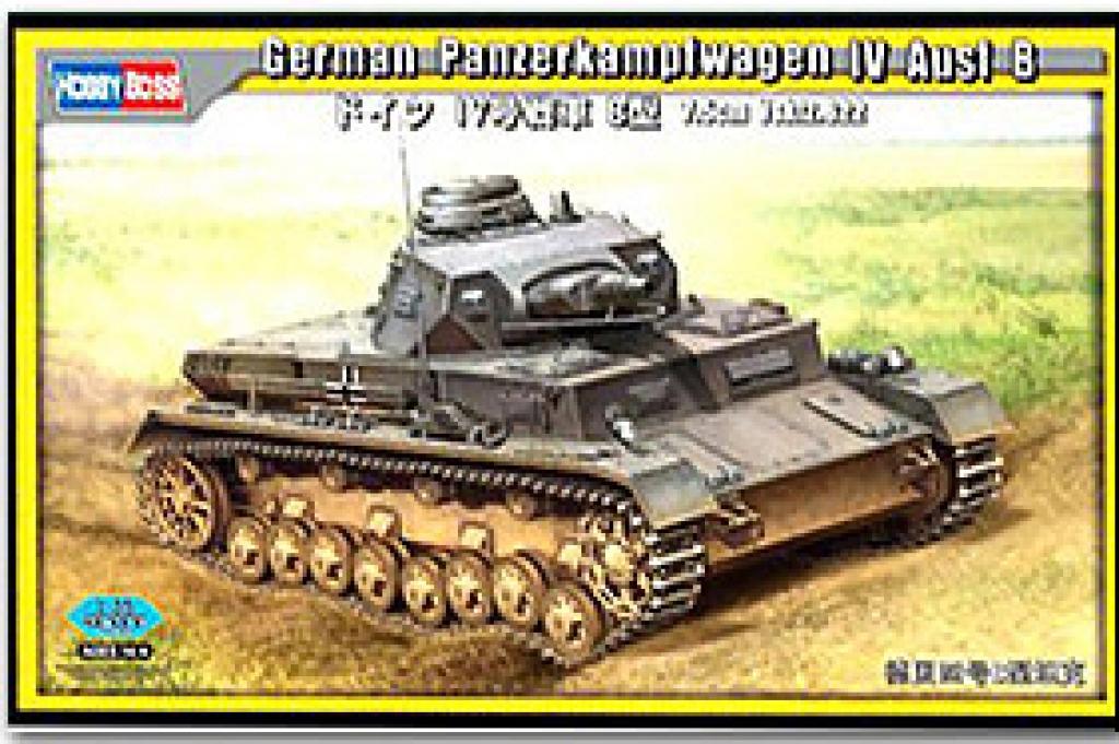 German Panzerkampfwagen IV Ausf B  (Vista 1)