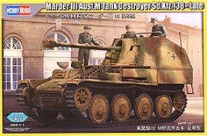 Marder III Ausf.M Tank Destroyer Sd.Kfz.  (Vista 1)