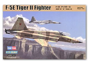 F-5E Tiger II Fighter  (Vista 1)