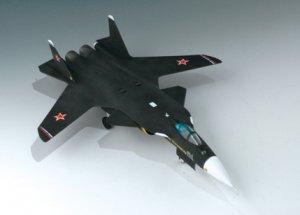 SU-47 (S-37) Berkut  (Vista 5)
