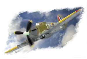 """Hurricane"" MK II  (Vista 1)"