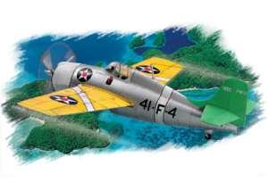 """F4F-3 """"Wildcat""""  (Vista 1)"""