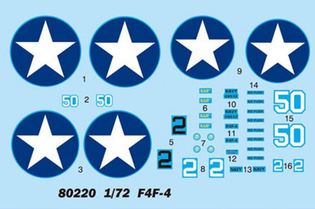"""F4F-4 """"Wildcat""""  (Vista 2)"""