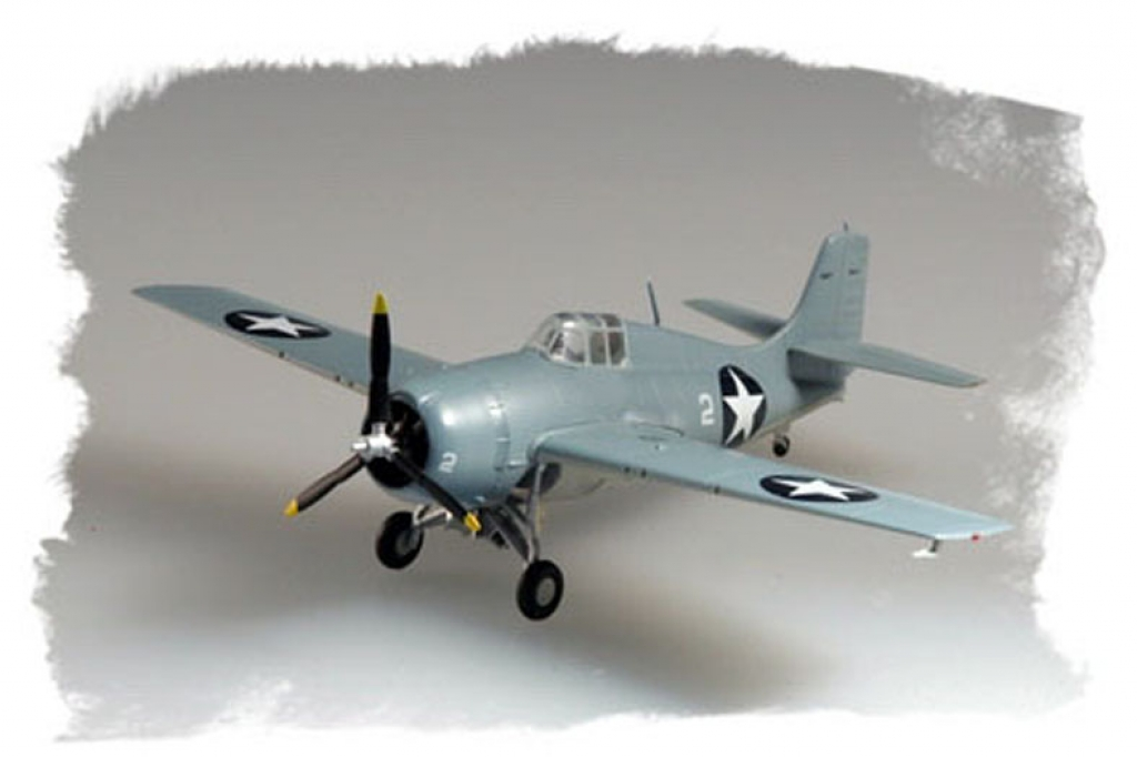 """F4F-4 """"Wildcat""""  (Vista 3)"""