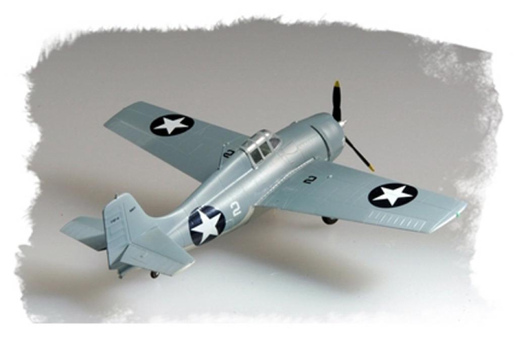 """F4F-4 """"Wildcat""""  (Vista 4)"""