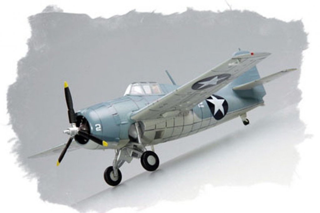 """F4F-4 """"Wildcat""""  (Vista 5)"""