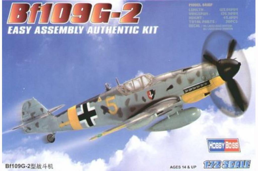 Bf109G-2  (Vista 1)