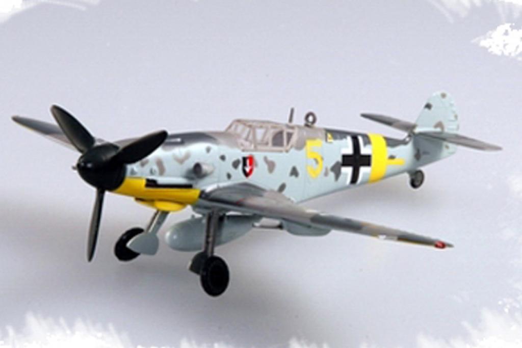 Bf109G-2  (Vista 3)