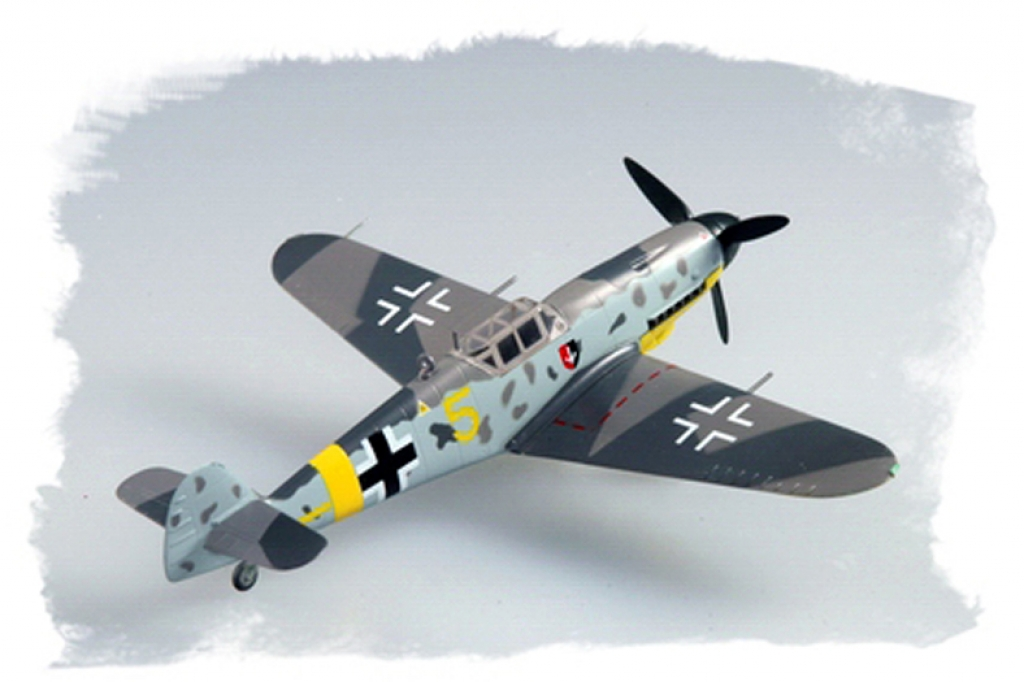 Bf109G-2  (Vista 4)