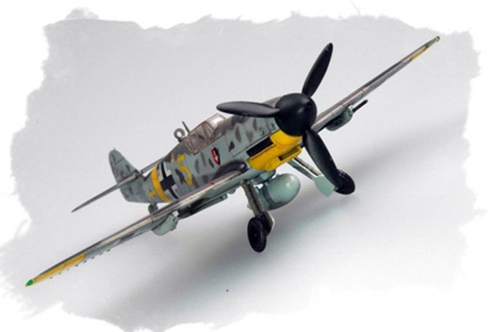 Bf109G-2  (Vista 5)
