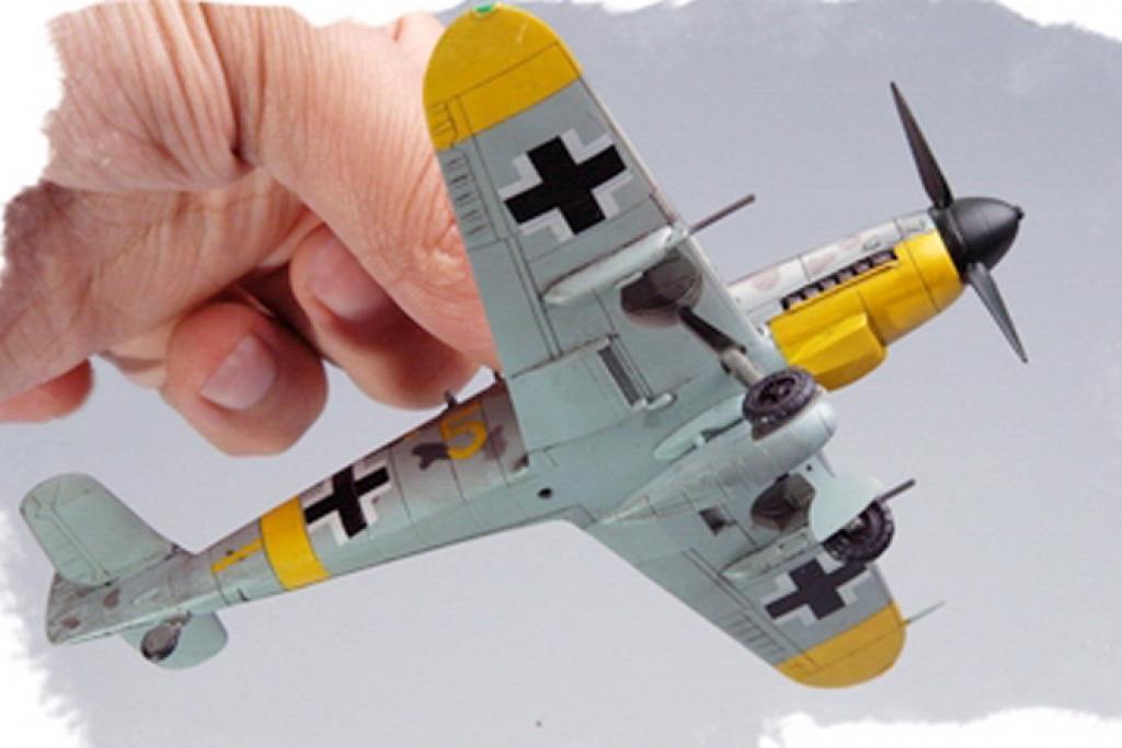 Bf109G-2  (Vista 6)