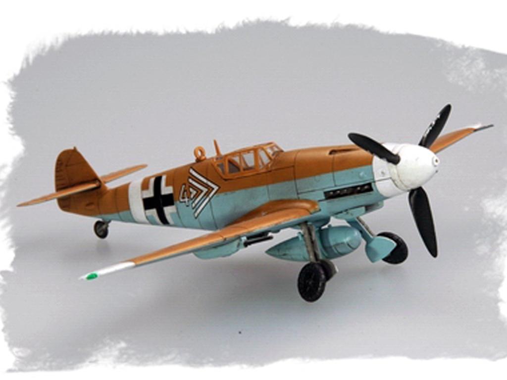 Bf109G-2/TROP  (Vista 3)