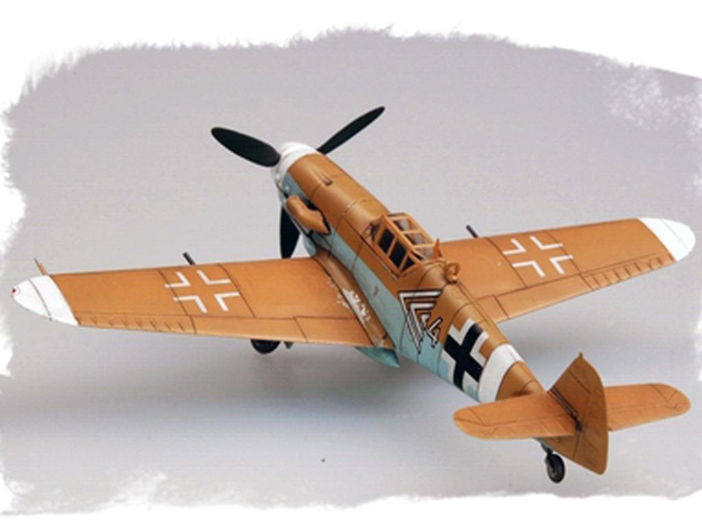 Bf109G-2/TROP  (Vista 4)