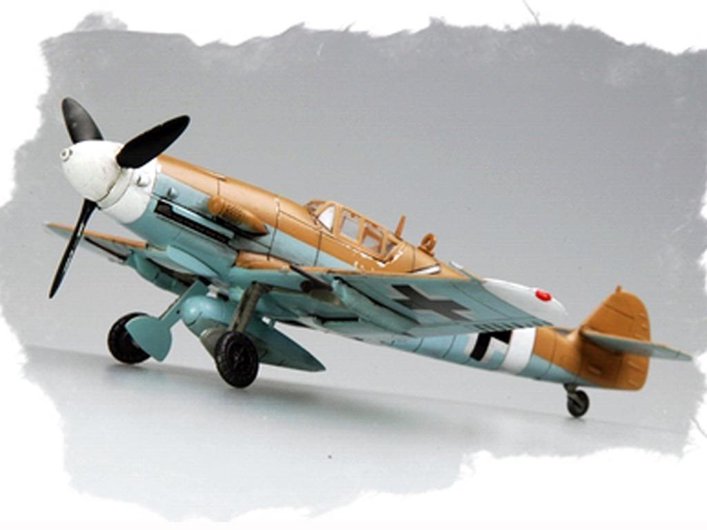 Bf109G-2/TROP  (Vista 5)