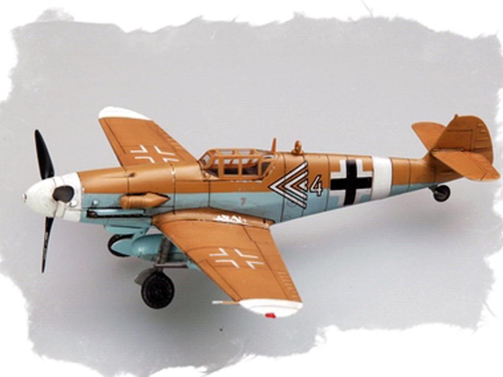 Bf109G-2/TROP  (Vista 6)