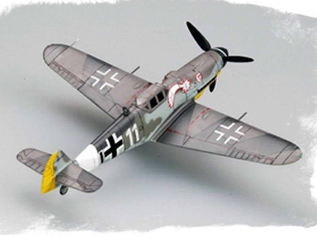 Bf109G-6/ early  (Vista 3)