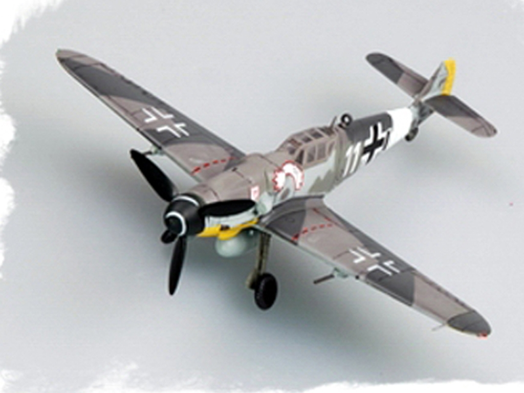 Bf109G-6/ early  (Vista 4)