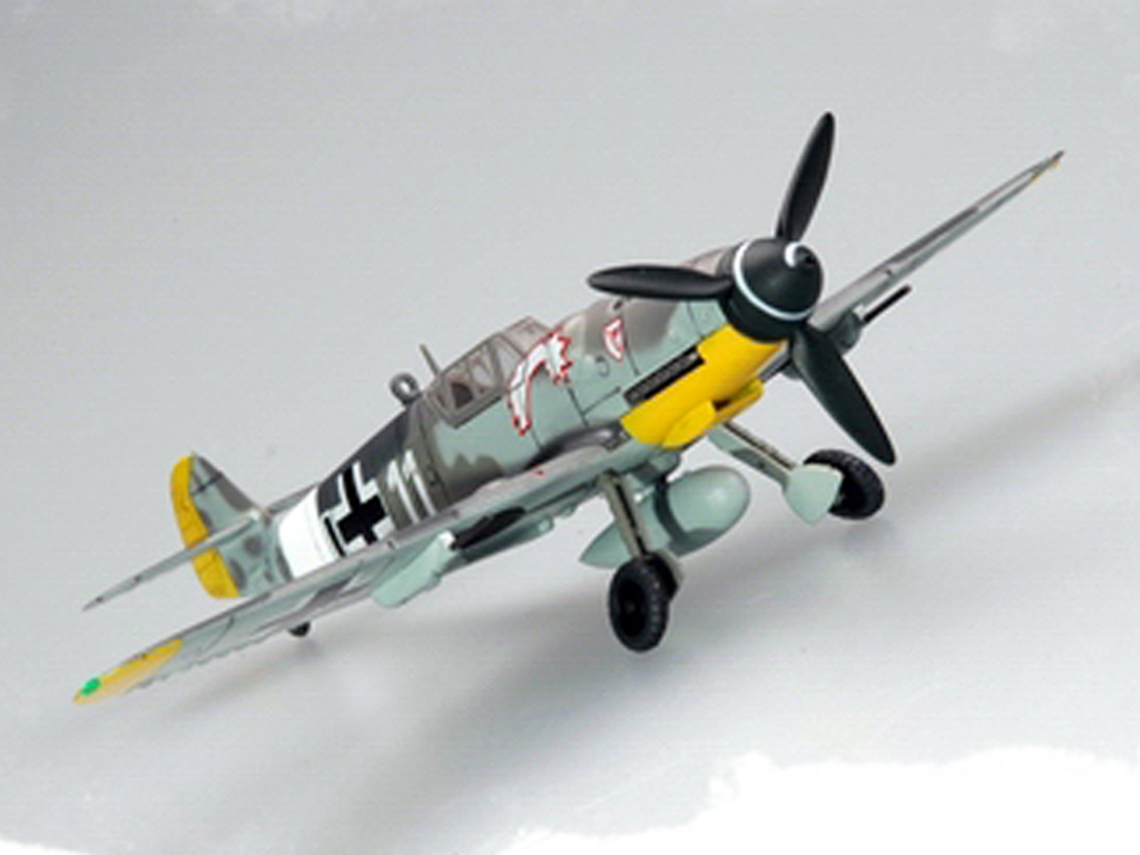 Bf109G-6/ early  (Vista 5)