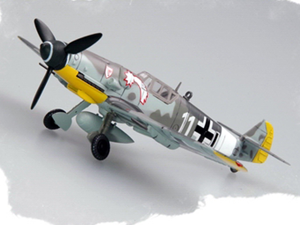 Bf109G-6/ early  (Vista 6)