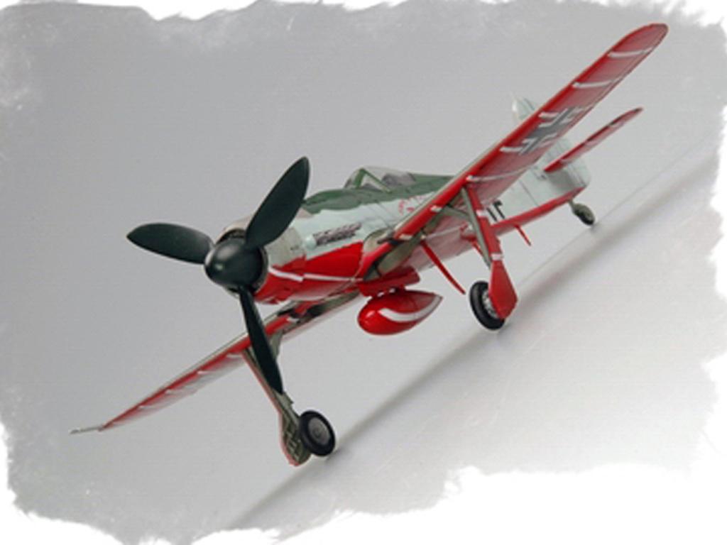 FW 190D-9  (Vista 6)
