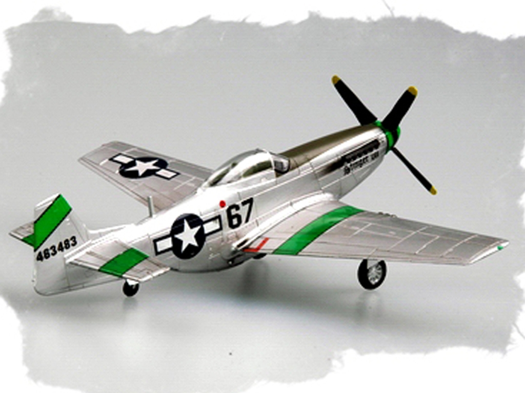"P-51D ""Mustang"" IV  (Vista 3)"