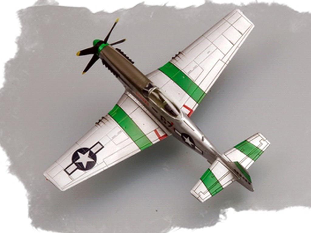 "P-51D ""Mustang"" IV  (Vista 5)"