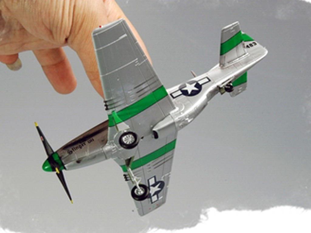 "P-51D ""Mustang"" IV  (Vista 6)"