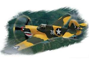 """P-40E """"Kittyhawk""""  (Vista 1)"""