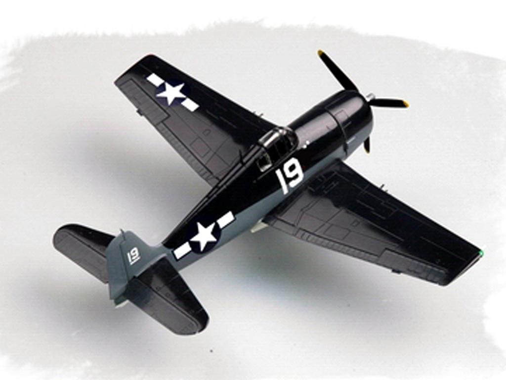 """F6F-3 """"Hellcat""""   (Vista 3)"""