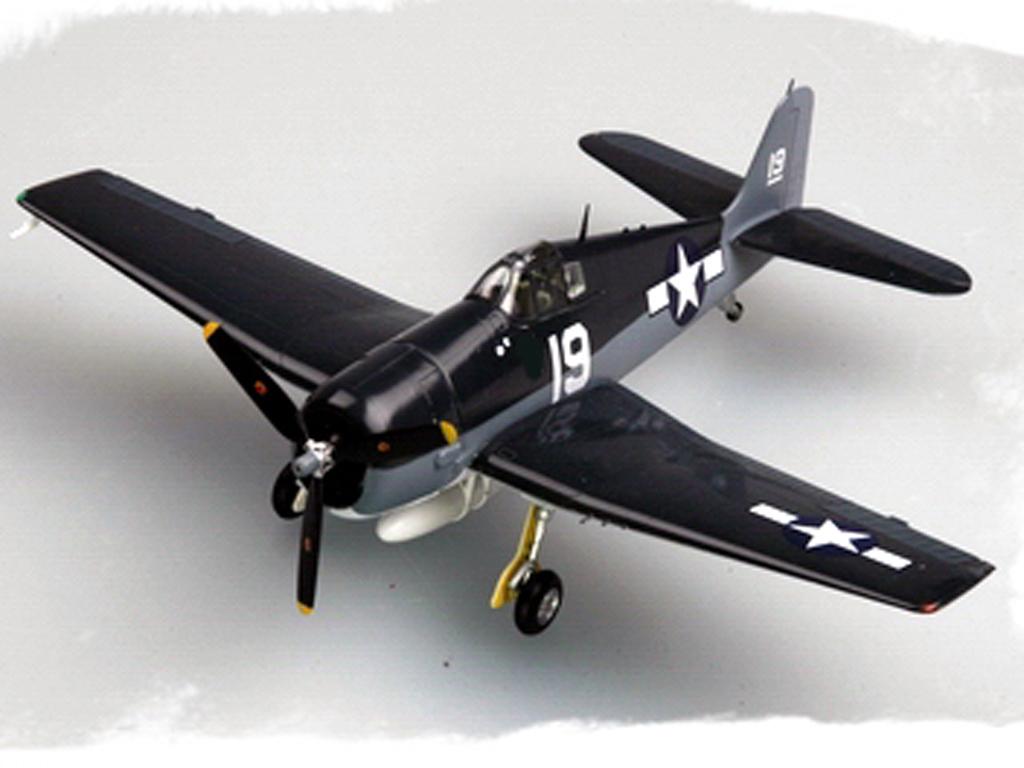 """F6F-3 """"Hellcat""""   (Vista 4)"""