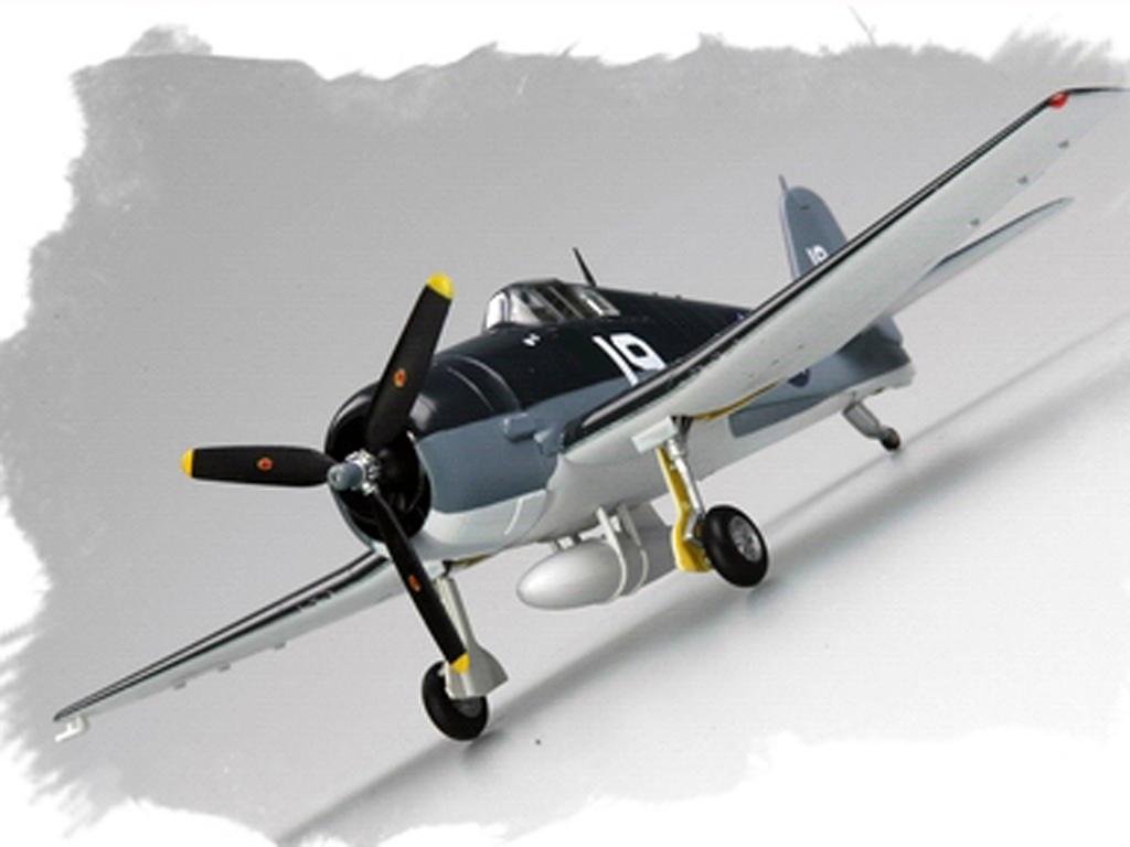 """F6F-3 """"Hellcat""""   (Vista 5)"""