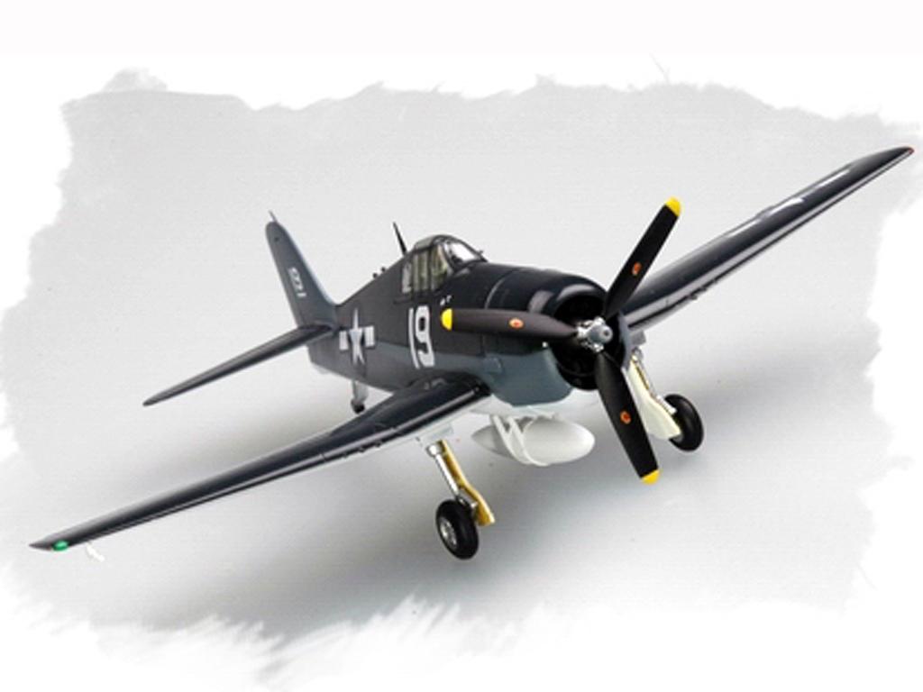"""F6F-3 """"Hellcat""""   (Vista 6)"""